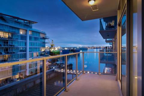 Condo for sale at 175 Victory Ship Wy Unit 602 North Vancouver British Columbia - MLS: R2425698