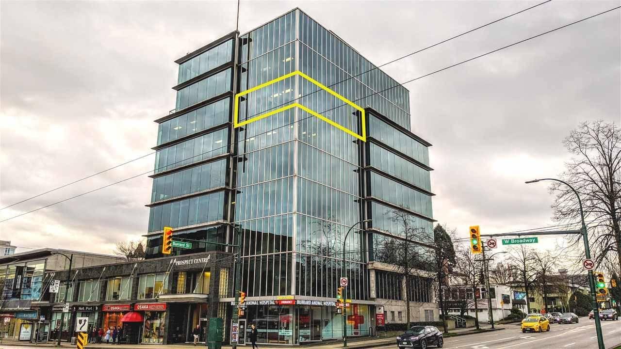 602 - 1788 Broadway Avenue West, Vancouver | Image 1