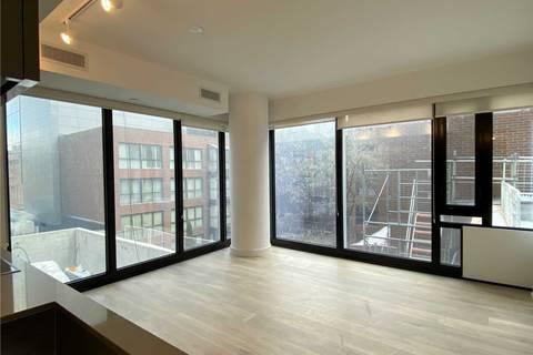 Apartment for rent at 188 Cumberland St Unit 602 Toronto Ontario - MLS: C4652941