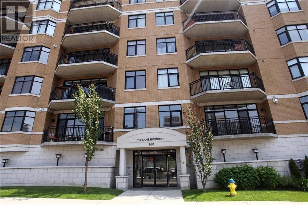 Condo for sale at 260 Besserer St Unit 602 Ottawa Ontario - MLS: 1171749