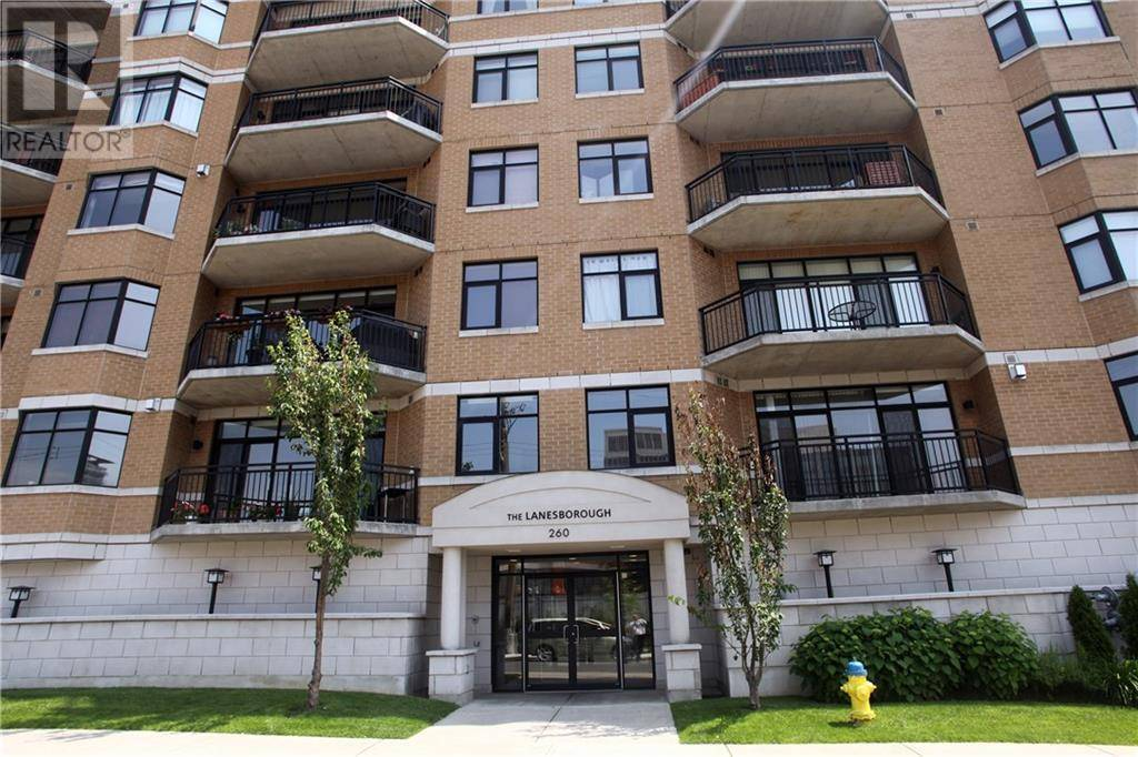 Condo for sale at 260 Besserer St Unit 602 Ottawa Ontario - MLS: 1171749
