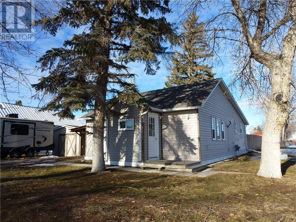 House for sale at 602 3 Ave N Vauxhall Alberta - MLS: ld0188404