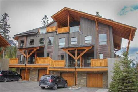 Townhouse for sale at 3000 Stewart Creek Dr Unit 602 Canmore Alberta - MLS: C4294442