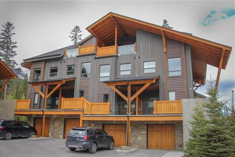 Townhouse for sale at 3000 Stewart Creek Dr Unit 602 Canmore Alberta - MLS: C4281114