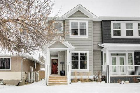 Townhouse for sale at 602 38 St Southwest Calgary Alberta - MLS: C4279177