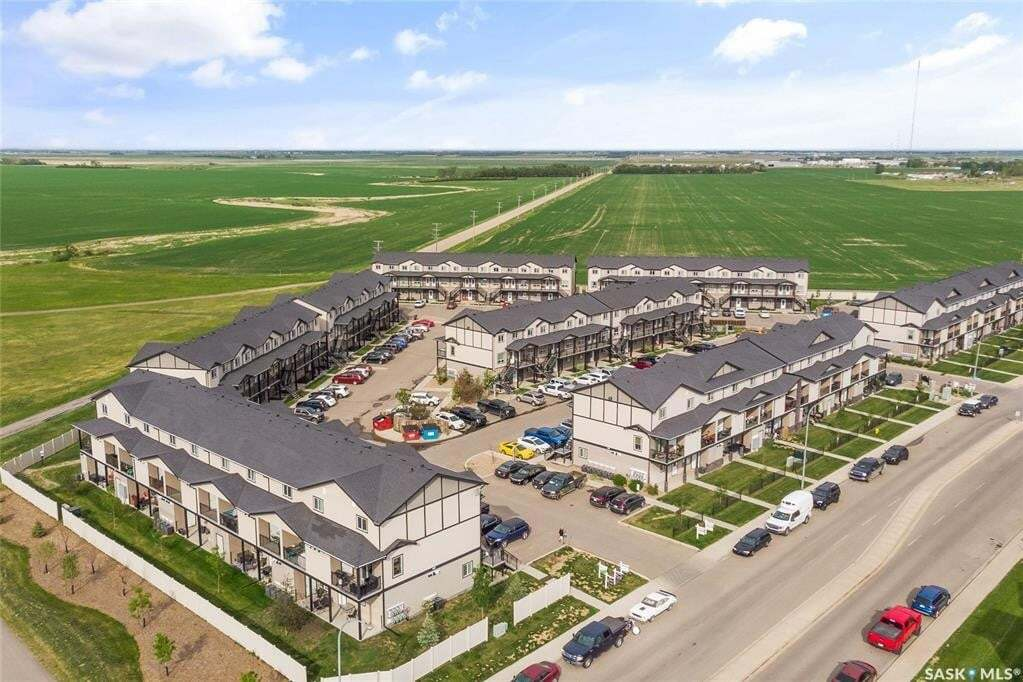 Condo for sale at 3814 Dewdney Ave E Unit 602 Regina Saskatchewan - MLS: SK814296