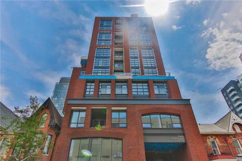 Apartment for rent at 501 Adelaide St Unit 602 Toronto Ontario - MLS: C4641140