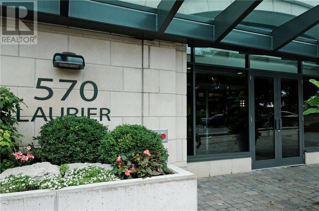 Condo for sale at 570 Laurier Ave W Unit 602 Ottawa Ontario - MLS: 1176583