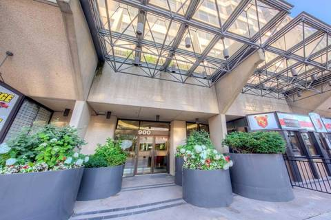 Condo for sale at 900 Yonge St Unit 602 Toronto Ontario - MLS: C4572045