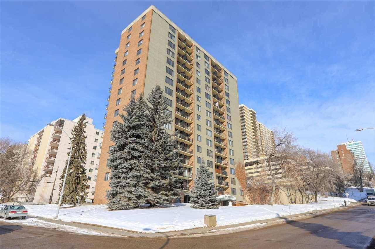 Condo for sale at 9808 103 St Nw Unit 602 Edmonton Alberta - MLS: E4188259