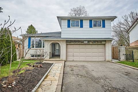House for sale at 602 Bermuda Ct Oshawa Ontario - MLS: E4424957