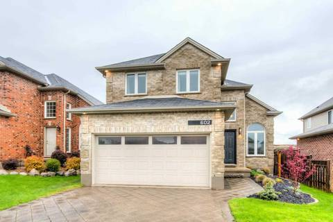 House for sale at 602 Garibaldi Ave London Ontario - MLS: X4486033