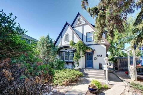 House for sale at 602 Queen St Saskatoon Saskatchewan - MLS: SK816786