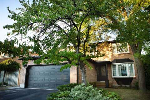 House for sale at 602 Sunnyvale Cres Milton Ontario - MLS: W4956643