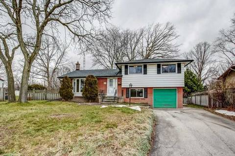 House for sale at 602 Trafford Cres Oakville Ontario - MLS: W4696928