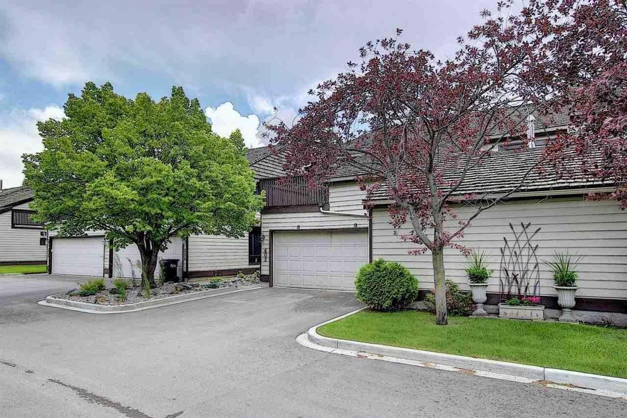 Townhouse for sale at 602 Woodbridge Wy Sherwood Park Alberta - MLS: E4205969