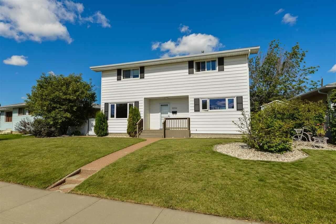 House for sale at 6024 141 Av NW Edmonton Alberta - MLS: E4214318