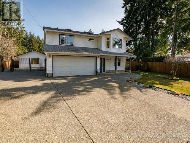 House for sale at 6025 Pine Park Pl Nanaimo British Columbia - MLS: 467928