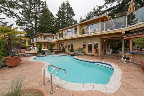 House for sale at 6026 Eagleridge Dr West Vancouver British Columbia - MLS: R2443004