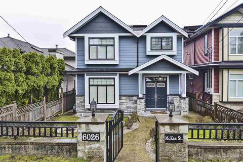 House for sale at 6026 Mckee St Burnaby British Columbia - MLS: R2440576