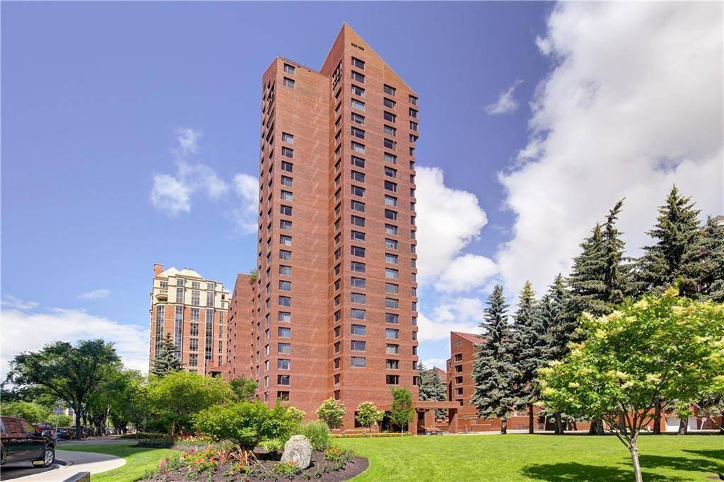 Condo for sale at 500 Eau Claire Ave Sw Unit 602b Eau Claire, Calgary Alberta - MLS: C4226927