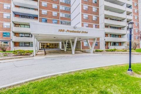 Condo for sale at 100 Prudential Dr Unit 603 Toronto Ontario - MLS: E4508743