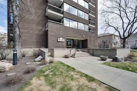 Condo for sale at 10025 113 St Nw Unit 603 Edmonton Alberta - MLS: E4156159