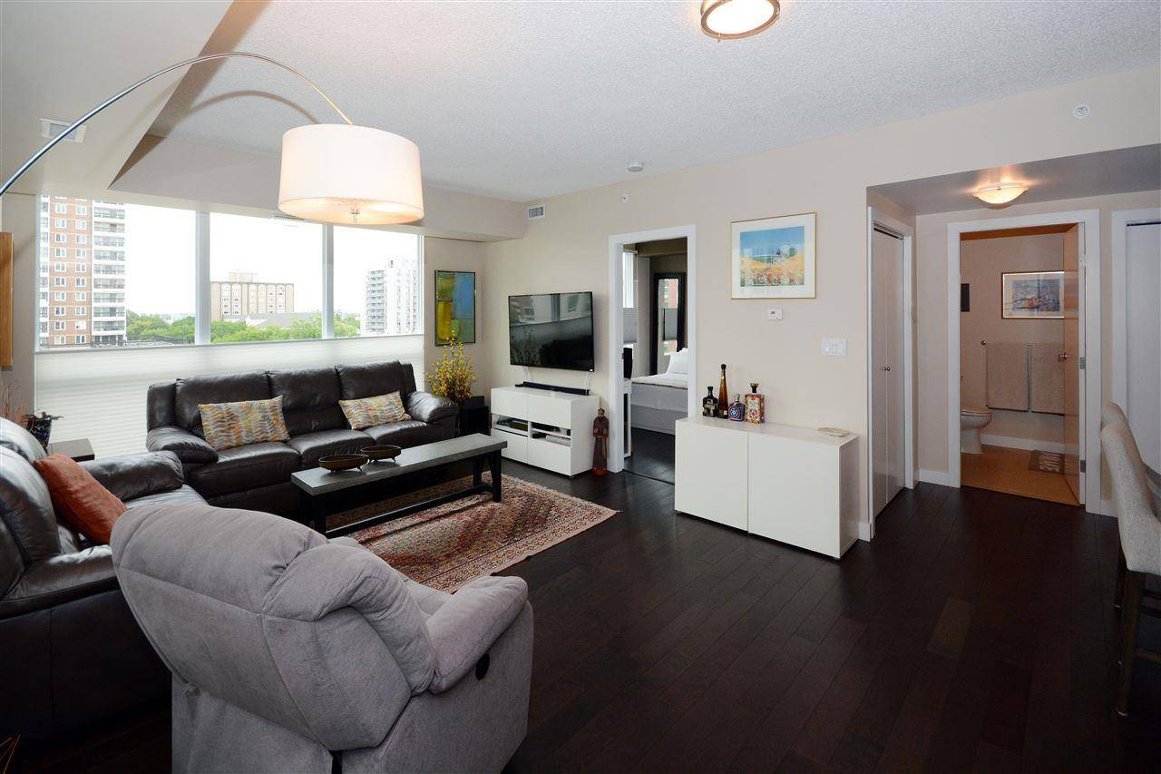 Condo for sale at 10046 117 St Nw Unit 603 Edmonton Alberta - MLS: E4165926