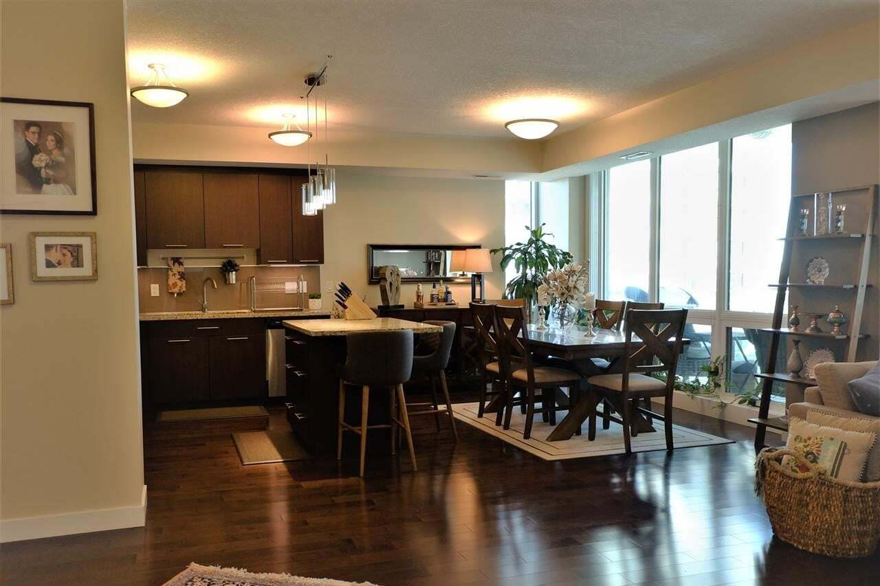 Condo for sale at 10055 118 St NW Unit 603 Edmonton Alberta - MLS: E4213707