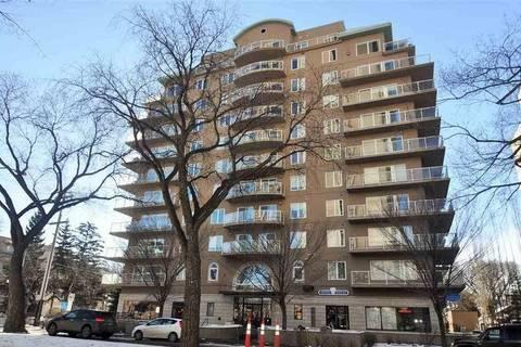 Condo for sale at 11111 82 Ave Nw Unit 603 Edmonton Alberta - MLS: E4150769