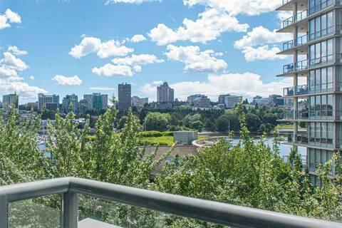 Condo for sale at 1288 Marinaside Cres Unit 603 Vancouver British Columbia - MLS: R2376871