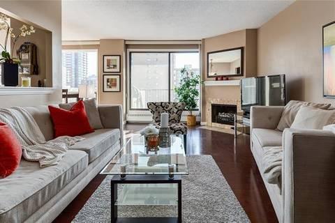 Condo for sale at 1334 14 Ave Southwest Unit 603 Calgary Alberta - MLS: C4286683
