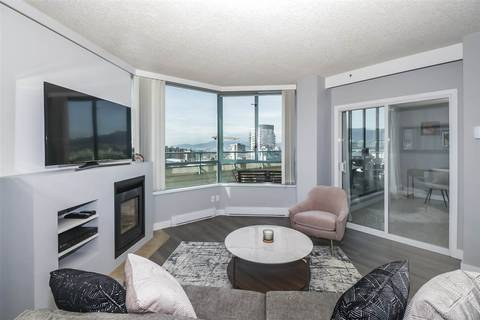 Condo for sale at 1355 Broadway Ave W Unit 603 Vancouver British Columbia - MLS: R2439144