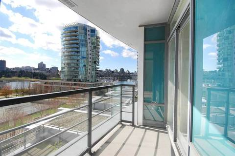 Condo for sale at 1483 Homer St Unit 603 Vancouver British Columbia - MLS: R2351584