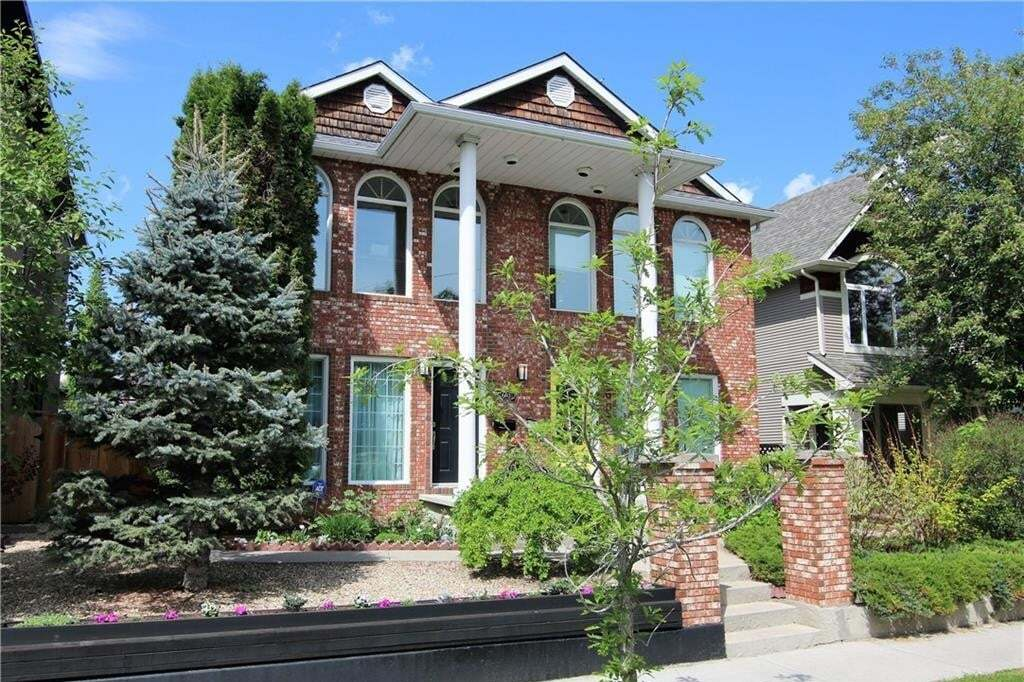 Townhouse for sale at 603 15 St NW Hillhurst, Calgary Alberta - MLS: C4300214