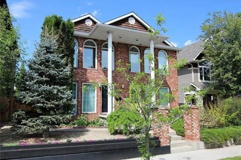 Townhouse for sale at 603 15 St Northwest Calgary Alberta - MLS: C4248753