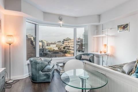 Apartment for rent at 155 Yorkville Ave Unit 603 Toronto Ontario - MLS: C4650403