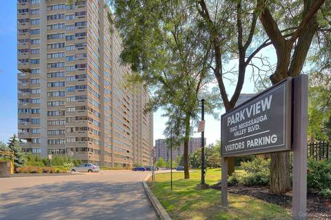 Condo for sale at 1580 Mississauga Valley Blvd Unit 603 Mississauga Ontario - MLS: W4434081