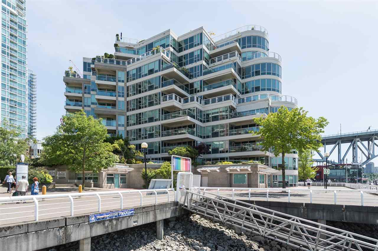 Sold: 603 - 1600 Hornby Street, Vancouver, BC