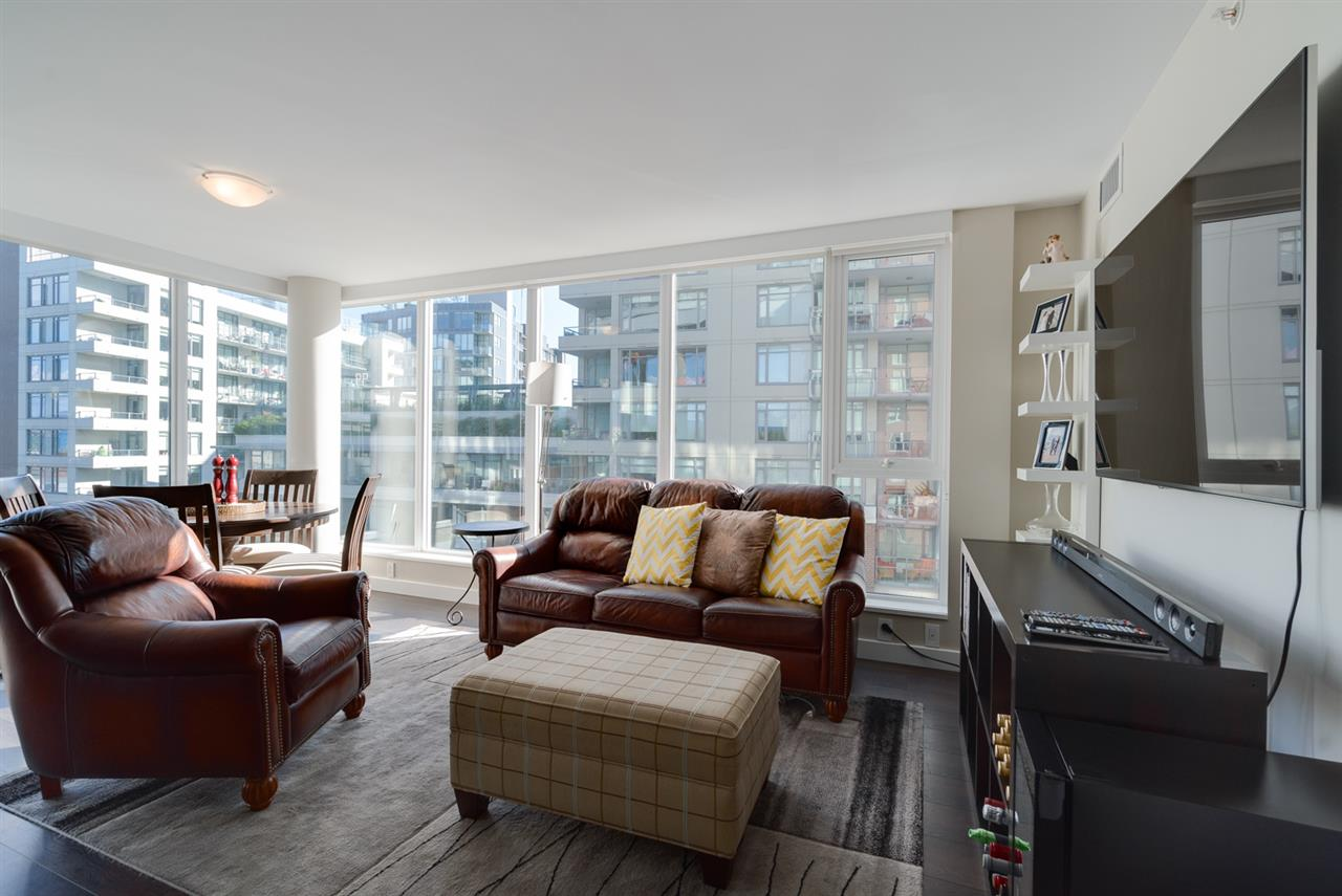 Sold: 603 - 1618 Quebec Street, Vancouver, BC