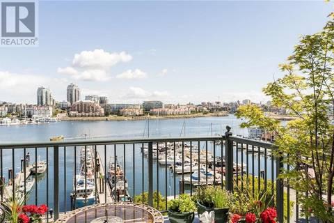 Condo for sale at 21 Dallas Rd Unit 603 Victoria British Columbia - MLS: 411991