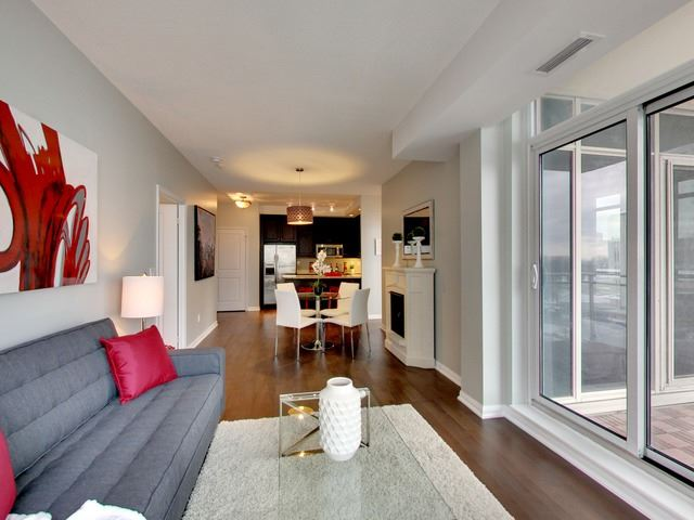 For Sale: 603 - 21 Grand Magazine Street, Toronto, ON | 2 Bed, 2 Bath Condo for $849,000. See 20 photos!