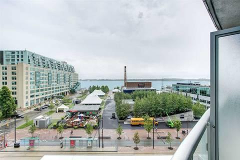 Condo for sale at 218 Queens Quay Unit 603 Toronto Ontario - MLS: C4525264