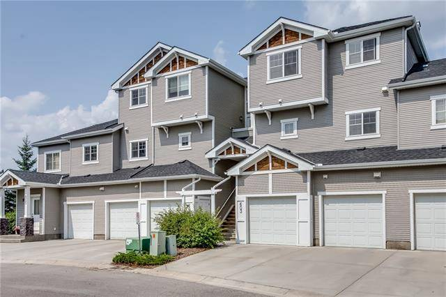 Townhouse for sale at 281 Cougar Ridge Dr Southwest Unit 603 Calgary Alberta - MLS: C4229743