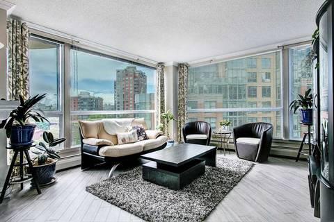 Condo for sale at 283 Davie St Unit 603 Vancouver British Columbia - MLS: R2393051