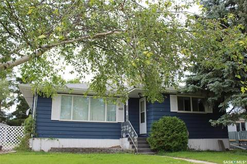 House for sale at 603 2nd St W Wilkie Saskatchewan - MLS: SK805845