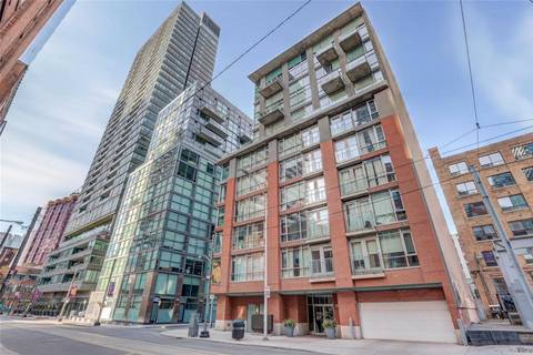 Condo for sale at 36 Charlotte St Unit 603 Toronto Ontario - MLS: C4739004