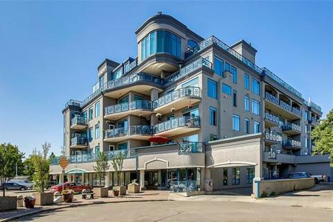 Condo for sale at 4 14 St Northwest Unit 603 Calgary Alberta - MLS: C4262997
