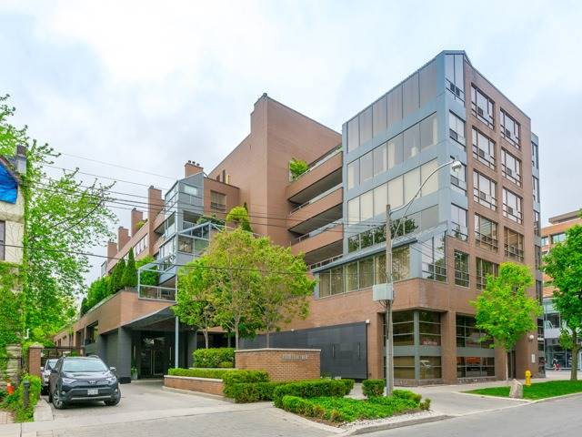 Removed: 603 - 4 Lowther Avenue, Toronto, ON - Removed on 2018-06-23 15:06:46