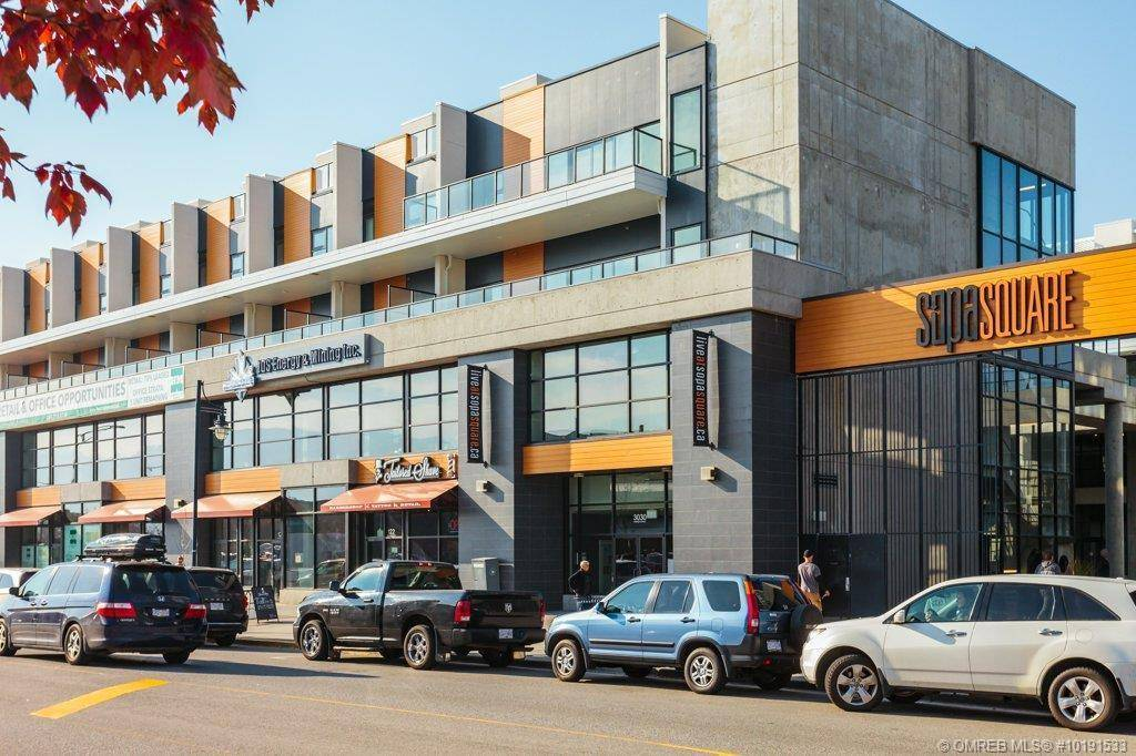Condo for sale at 485 Groves Ave Unit 603 Kelowna British Columbia - MLS: 10191533